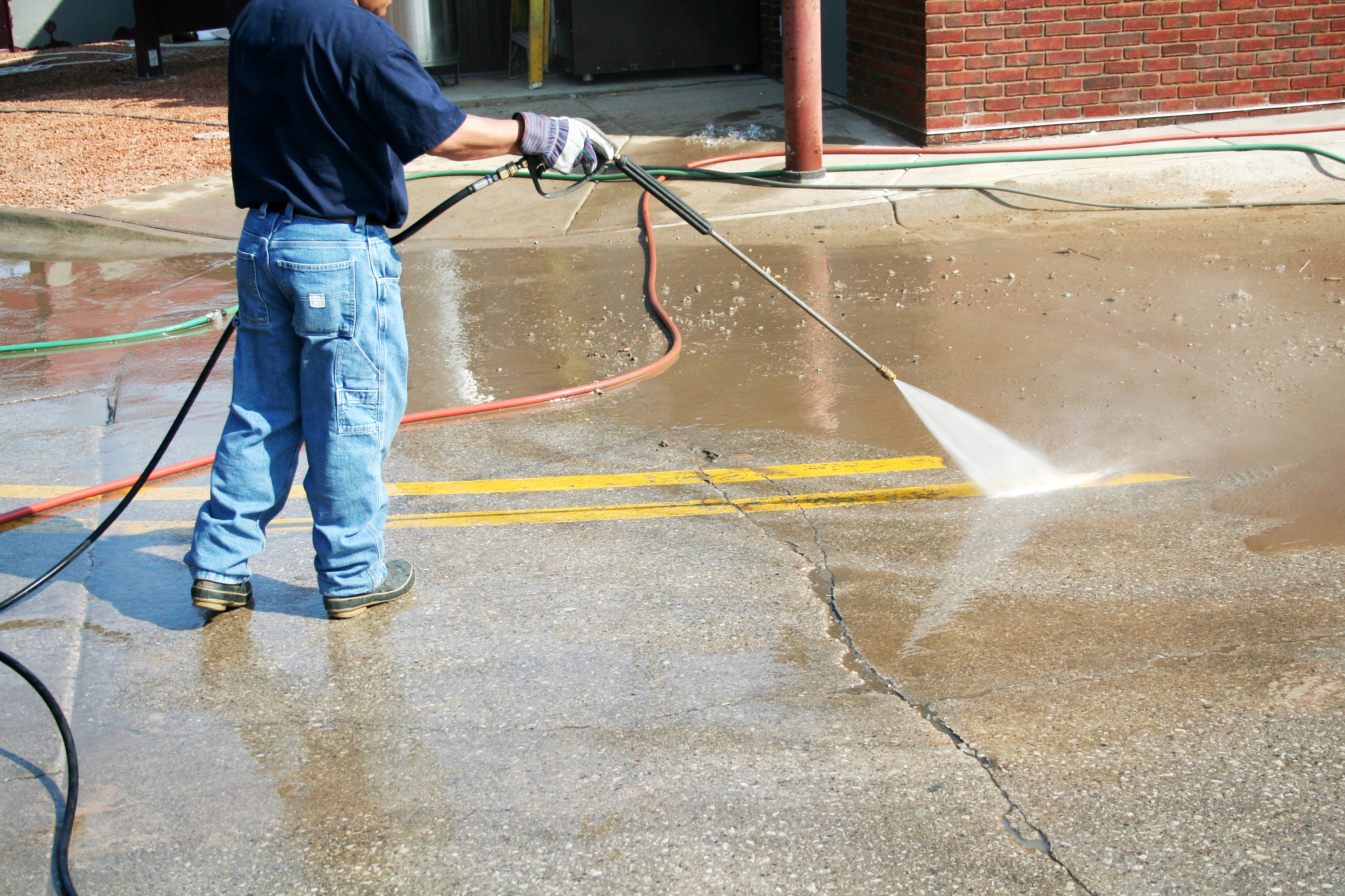 waco parking lot cleaners
